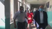Այսօր ամենածանրաբեռնված օրն է. Արայիկ Հարությունյանը Կապանի դպրոցներում է (տեսանյութ)