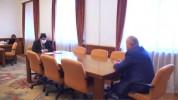 Քիչ առաջ հանդիպել եմ ԱՀ Անվտանգության խորհրդի նորանշանակ քարտուղար Սամվել Բաբայանին