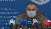 Արցախա-ադրբեջանական սահմանագծի մարտական գործողությունների ընթացքում Ադրբեջանը կորցրել է ավ...