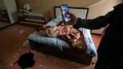 Արկը ծակել է տանիքը, առաստաղն ու հատակը, բայց չի պայթել․ սենյակում քնած հղի կինն ու 1 տարե...