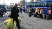 Ռուս խաղաղապահների ուղեկցությամբ Ստեփանակերտ է վերադարձել ևս 2100 փախստական