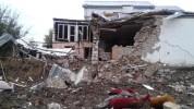 Ադրբեջանական կասետային հրթիռի հարվածից Ննգի գյուղում վիրավորվել է երեք կին. Արցախի ՄԻՊ