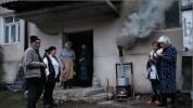 Ստեփանակերտցիների առօրյան ապաստարաններում (լուսանկարներ)