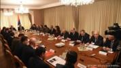 Նիկոլ Փաշինյանն ու Բակո Սահակյանը մասնակցել են Անվտանգության խորհուրդների համատեղ նիստին. ...