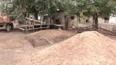 Ադրբեջանցիներն իրենց բակերում խրամատներ են փորել