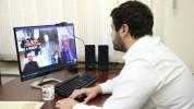 Արման Եղոյանը Ֆրանկոֆոնիայի ԽՎ գլխավոր քարտուղարին է ներկայացրել Արցախի դեմ սանձազերծած պա...