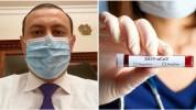 Անվտանգության խորհրդի քարտուղար Արմեն Գրիգորյանը կորոնավիրուսի թեստ է հանձնել