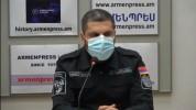ԱԻ նախարարի տեղակալ Արմեն Փամբուխչյանը պատասխանել է լրագրողների հարցերին (տեսանյութ)