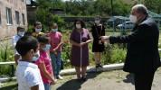 Արմեն Սարգսյանն այցելել է Տավուշի մարզի Չինարի սահմանամերձ գյուղ (լուսանկարներ)