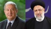 Արմեն Սարգսյանը շնորհավորական ուղերձ է հղել Իրանի նորընտիր նախագահին