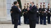Հայաստանի և Ֆրանսիայի նախագահները մտահոգություն են հայտնել արցախյան հակամարտության շուրջ ս...