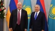 Հայ-ղազախական բարեկամական հարաբերություններն ապագայում ևս կնպաստեն փոխշահավետ համագործակցո...