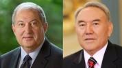 Երախտագիտությունս եմ հայտնում Հայաստանի պատերազմի վետերաններին․ Նազարբաևը շնորհավորել է Ար...