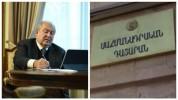 Նախագահը որոշել է դիմել ՍԴ՝ Դատական օրենսգրքի փոփոխությունների սահմանադրականության հարցը ո...