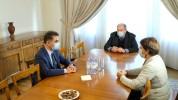 Նախագահը հանդիպել է Ֆրանսիայի հայկական կազմակերպությունների համակարգող խորհրդի և ՀԲԸՄ Ֆրան...