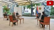Արմեն Սարգսյանն ընդունել է Բելգիայի խորհրդարանի Ներկայացուցիչների պալատի անդամ Ժորժ Դալման...