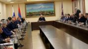 Յուրաքանչյուր հայ Հայաստանի մասին պետք է մտածի՝ որպես իր տան. Արմեն Սարգսյանը հանդիպել է ռ...