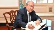 Արմեն Սարգսյանը հրամանագիր է ստորագրել` Կառավարության հրաժարականն ընդունելու մասին