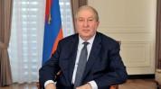 Քաղաքական պայքարը չպետք է դուրս գա օրինականության շրջանակից. Արմեն Սարգսյան