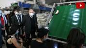 Արմեն Սարգսյանն այցելել է «Տավուշ տեքստիլ» ընկերության Բերդի արտադրամաս (լուսանկարներ, տես...