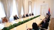Նախագահ Արմեն Սարգսյանն ընդունել է Ուկրաինայի Գերագույն ռադայի մարդու իրավունքների հանձնակ...