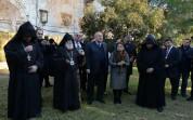 Արմեն Սարգսյանը այցելել է Սուրբ Հակոբեանց Մայր տաճար
