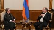 Արմեն Սարգսյանը և ԵՄ դեսպանը մտքեր են փոխանակել Հայաստան-Եվրամիություն համագործակցությանն ...