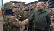 Հայկական բանակը յուրաքանչյուր օր մեզ տալիս է ամենաթանկը՝ խաղաղության և ապահովության զգացու...