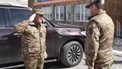 ՀՀ ԶՈւ գլխավոր շտաբի պետն այցելել է արևելյան սահմանագոտի (լուսանկարներ)