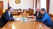 «Հայաստան» հիմնադրամն Արցախում նոր ծրագրեր է սկսում. ԱՀ նախագահն ընդունել է կառույցի ներկա...