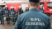 Թաիրով գյուղում հագուստի խանութ է այրվել. դեպքի վայր է մեկնել 3 մարտական հաշվարկ