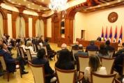 Արցախի նախագահն ընդունել է ԱՄՆ հայ իրավաբանների միության պատվիրակությանը