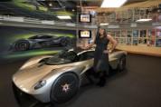 Aston Martin-ի 1130 ձիաուժ հզորությամբ ապագա հիպերքարը կկշռի ընդամենը 1030 կգ