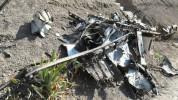 ՊԲ հակաօդային պաշտպանության ուժերի կողմից խոցված թշնամական հերթական ԱԹՍ-ն (լուսանկարներ)