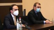 Տիգրան Ավինյանն այցելել է Պետական եկամուտների կոմիտե և աշխատակազմին է ներկայացրել ՊԵԿ նորա...