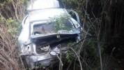 Երևան-Սևան ճանապարհին մեքենան դուրս է եկել երթևեկելի հատվածից և մոտ 3 մ սահել ձորը․ կան տո...