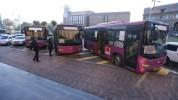 Այսօր Երեւանից Ստեփանակերտ են ուղևորվել 11 ավտոբուսներ՝ տեղափոխելով պատերազմի օրերին Երևան...
