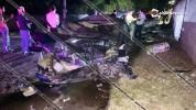 Խոշոր ավտովթար՝ Կապանում. բախվել են Mercedes-ն ու «ՎԱԶ 21015»-ը. կան վիրավորներ
