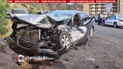 Խոշոր ավտովթար Արզնի ձորում. բախվել են Hyundai-ն ու ЗИЛ 130-ը. կան վիրավորներ