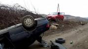 2 վթար է գրանցվել Ասկերան-Ստեփանակերտ ճանապարհին. կան տուժածներ (լուսանկարներ)