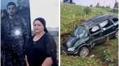 Վթարի է ենթարկվել 44 օրյա պատերազմում զոհված Դավիթ Այդոևի մայրը