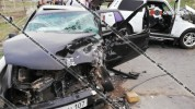 Ողբերգական վթար` Լոռու մարզում․ ՊՆ զինծառայողի ՎԱԶ-2121 ավտոմեքենան բախվել է Mitsubishi Pa...