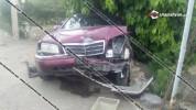 Ավտովթար Արարատի մարզում. բախվել են BMW-ն ու Merecedes-ը. կա վիրավո