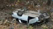 Ստեփանակերտ-Խնածախ ճանապարհին «ՎԱԶ 2106»-ը գլորվել է ձորը․ կան տուժածներ