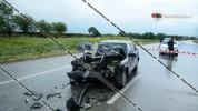 Երևան-Երասխ ավտոճանապարհին բախվել են Mercedes և КамАЗ մակնիշի ավտոմեքենաները․ կա վիրավոր