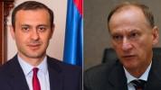 Կայացել է ԱԽ քարտուղարներ Արմեն Գրիգորյանի և Նիկոլայ Պատրուշևի հեռախոսազրույցը