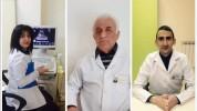 Հայր, դուստր, որդի Աղաբեկյանները բժիշկներ են, աշխատում են Մարտունու շրջանի հիվանդանոցներից...