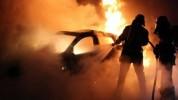 Գյումրիում ավտոմեքենան բախվել է կայանած կցորդիչին ու բռնկվել․ կա զոհ