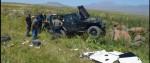 Նինոծմինդայի մերձակայքում ՀՀ քաղաքացու ավտոմեքենան կողաշրջվել է. կան տուժածներ