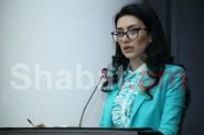 Арпине Ованнисян избрана вице-председателем ПАСЕ